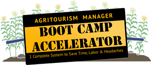 Agritourism Manager Boot Camp Accelerator